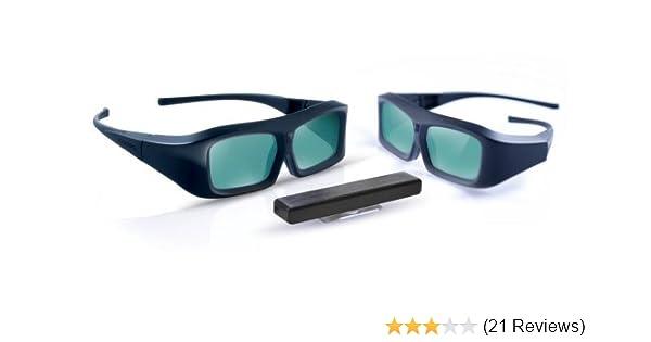 Philips PTA02/00 2 x 3D-Aktivbrillen +: Amazon.de: Elektronik
