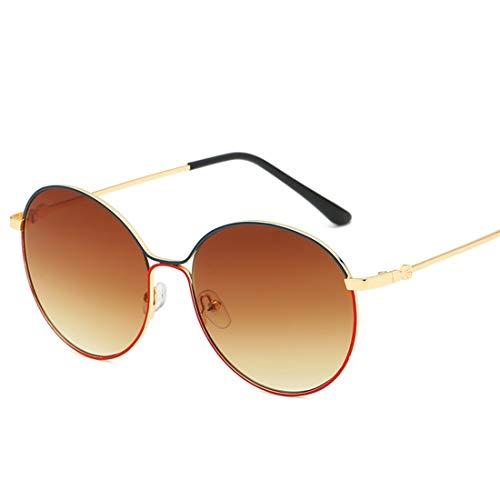 Shiduoli Sonnenbrille Flamme Unisex-Glas für Radfahren Laufen, Fahren, Angeln Golf (Color : E)