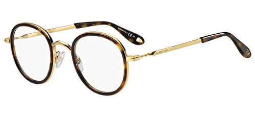 Givenchy Brillen GV 0044 BROWN HAVANA GOLD Herrenbrillen -