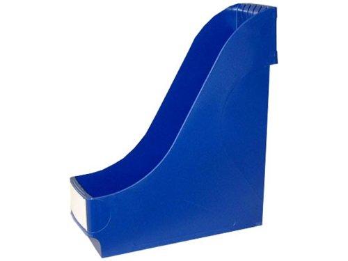 Preisvergleich Produktbild Leitz 24250035 Stehsammler, extrabreit, A4, Kunststoff, blau