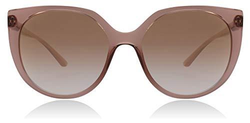 Ray-Ban Damen 0DG6119 Sonnenbrille, Transparente Pink, 53