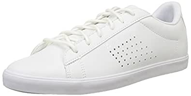 Le Coq Sportif Agate Lo S, Sneakers Basses femme, Blanc (Optical White/Old Si), 36 EU