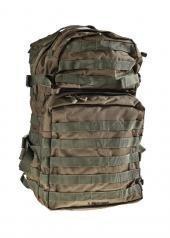 Robuster und Praktischer Rucksack US Assault I groß 45 Liter in verschiedenen Farben OLIV