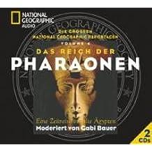 Das Reich der Pharaonen, 2 Audio-CDs