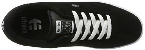 Etnies The Scam W's, chaussons d'intérieur femme Noir (noir/blanc)