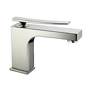Waschtisch Einhebelmischer DESIGN BAD Armatur Waschtischarmaturen ELY075 CR ELYS PAFFONI FONTE