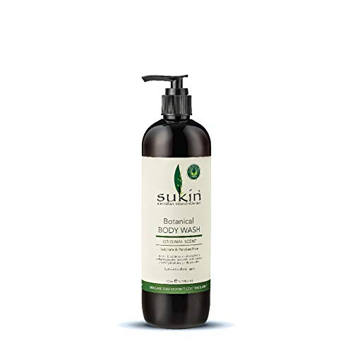 Aloe Botanical Conditioner (Sukin Botanical Body Wash Pump, 500ml)