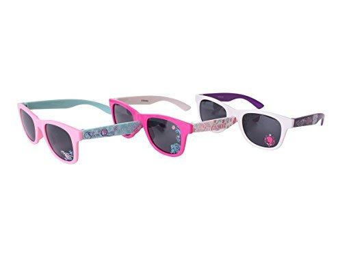 TE-Trend Frozen Niños Niñas Chica Gafas de Sol Gafas de Sol de Niño Protección contra el Sol UV400 Gafas Motivbrille Verano Celebrate Ana Elsa Nieve Reina
