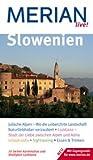 MERIAN live! Reiseführer Slowenien - Izabella Gawin