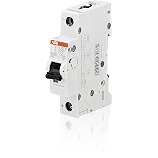 abb-entrelec s201 m-b10uc – Automatic Switch 1 Pole 10 A UCB 10 KA