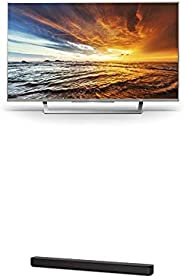 Sony KDL-32WD757 80cm (32 Zoll) Fernseher (Full HD, HD Triple Tuner, Smart-TV) plus HT-SF150 2-Kanal Soundbar
