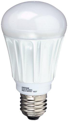 Osram LED Superstar Classic A 7.5 Watt (ersetzt 40 Watt), Sockel E27, extra warmton (827), dimmbar, Normallampenform, 230 V 903692