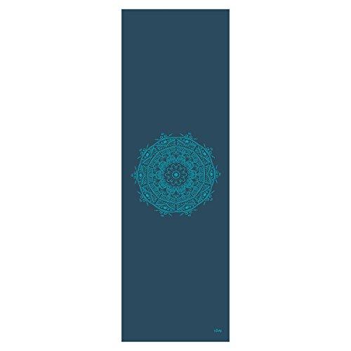 183cm-leela-yoga-mat-petrol-teal-green-mandala-print