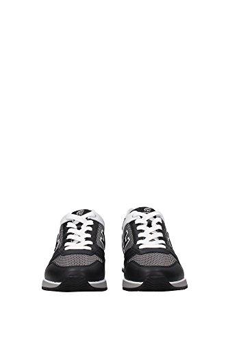 HXM3210Y110GBX0002 Hogan Sneakers Uomo Pelle Nero Nero