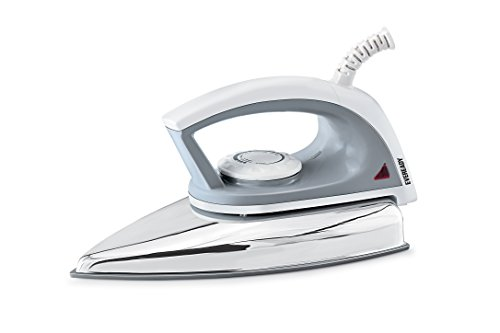 Eveready DI230 750-Watt Dry Iron (White)