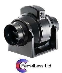 Manrose MF 125 ventilateur extracteur de fumée standard 125mm