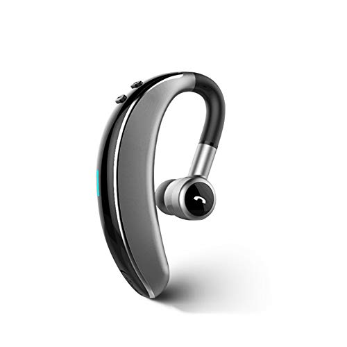 ZHHAOXINBT CuffieCuffie Bluetooth, Auricolari Bluetooth 5.0 Senza Fili Auricolari Wireless Stereo Sportivi in Ear con Microfono Leggeri Hi-Fi CuffieStereo, A