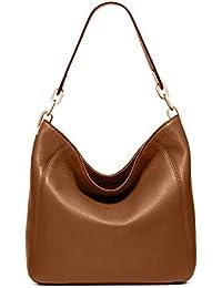 ec5eadbcaa michael kors fulton slouch shoulder bag - luggage