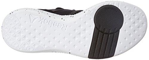 Reebok Hayasu, Sneaker a Collo Basso Donna Nero (Black/Wht)
