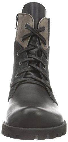 Think!BRACCA - Stivali a metà gamba con imbottitura pesante  Donna Nero (Nero (SZ/KOMBI 09))