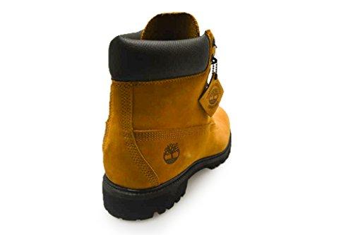 Mens 6 Premium Boot Wheat