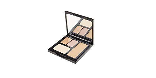 Bobbi Brown Face Touch Up Palette - Warm Sand Skin Foundation Stick, Light Peach Corrector, Sand Creamy Concealer, Pale Yellow Sheer Finish Pressed Powder - Bobbi Brown Sheer