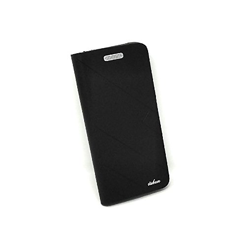 AryaMobi Universal Imported Lishen Wallet Flip Cover for Xolo Era 4K - Black