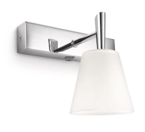 Philips myBathroom Hydrate - Lámpara de pared con 1 luz, baño, 28...