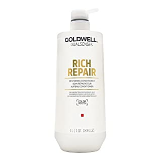 Goldwell Dualsenses Rich Repair Restoring Conditioner, 1er Pack (1 x 1 l)