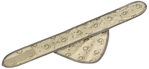 Beeztees 746456 Quick Cooler Halstuch, S, 28-38 cm, beige