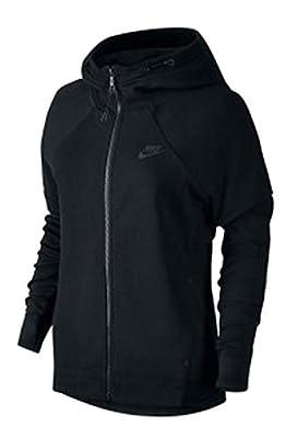 Nike Damen Jacke Tech Fleece ccoon-mesh