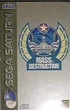Mass destruction - Saturn - PAL