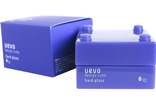 Uevo Design Cube Hair Wax - Hard Gross - 30g