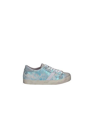 D.a.t.e. W261-HL-ST-SY Sneakers Donna Celeste