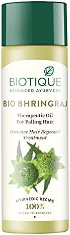 Biotique Botanicals Bhringraj Hair Growth