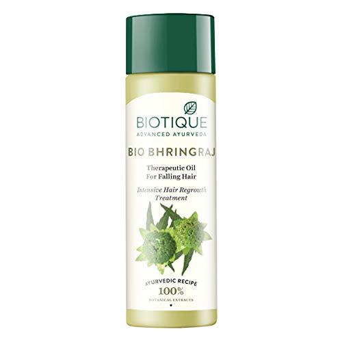 Biotique Bio Bhringraj Hair Oil (120ML)