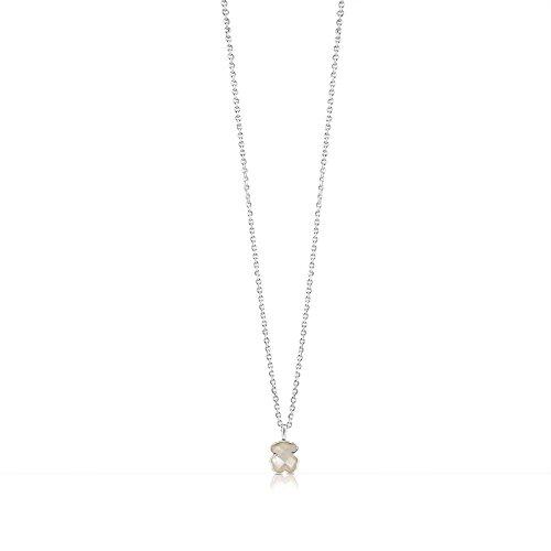 Tous collana choker donna argento - 215434540