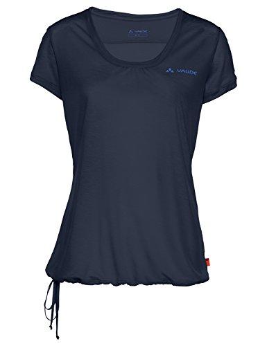 VAUDE Damen Vallanta Shirt II T, Eclipse, 42