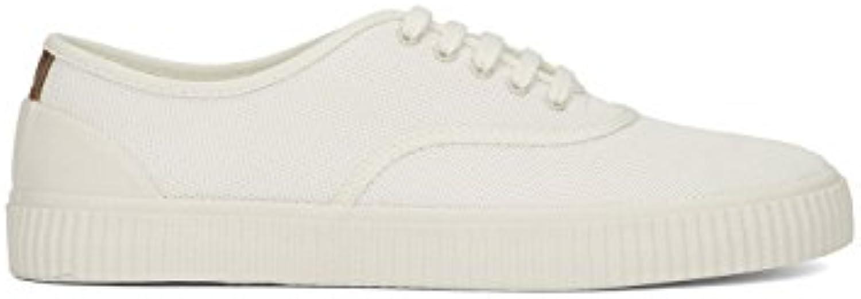 Fred Perry Barson Mesh Herren Sneaker Weiß