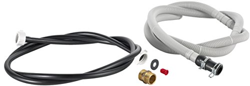 Neff Z7710X0 Geschirrspülerzubehör / Ablauf- und Zulaufschlauch getrennt in einem Gesamtverlängerungspaket