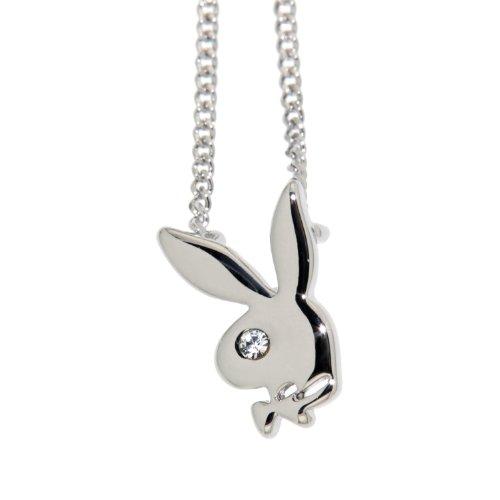 PLAYBOY Halskette mit Bunny-Anhänger