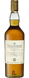 Talisker 18 Year Old Island Single Malt 45.8% 70cl from Talisker
