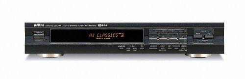 Yamaha TX 492 RDS Tuner schwarz