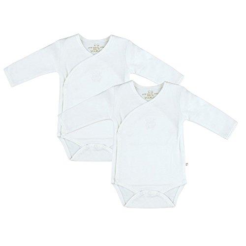 Bodi - Manga Larga - para bebé niño Natur 600 50