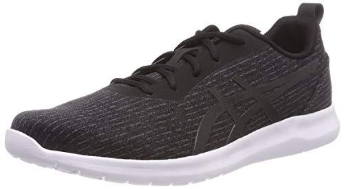 Asics Kanmei 2, Zapatillas de Running para Mujer, Negro Black/Black 001, 39 EU