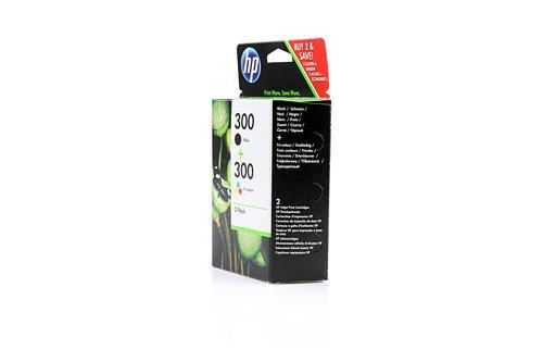 Cartouche d'encre De Marque HP CN637EE CN637EE300 300 , NO300 - 1x Noir, Cyan, Magenta, Jaune