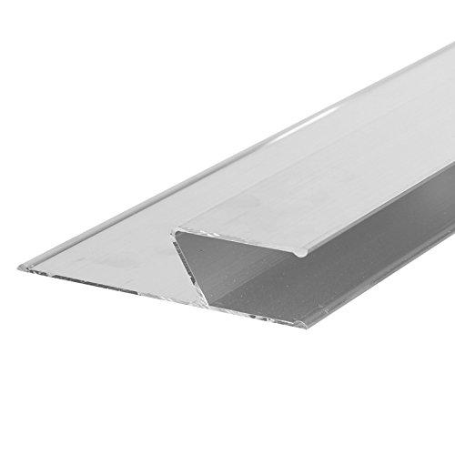 Preisvergleich Produktbild Aluminium Trapez h Richtlatte 150 -200cm Kartätsche Putzlatte Putz Abziehlatte 200cm