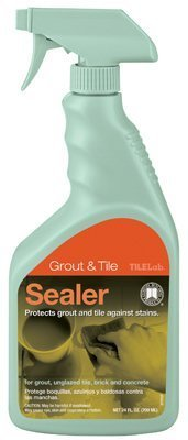 CUSTOM BLDG PRODUCTS TLPS24Z 24-Ounce Grout/Tile Sealer by Custom Building Products