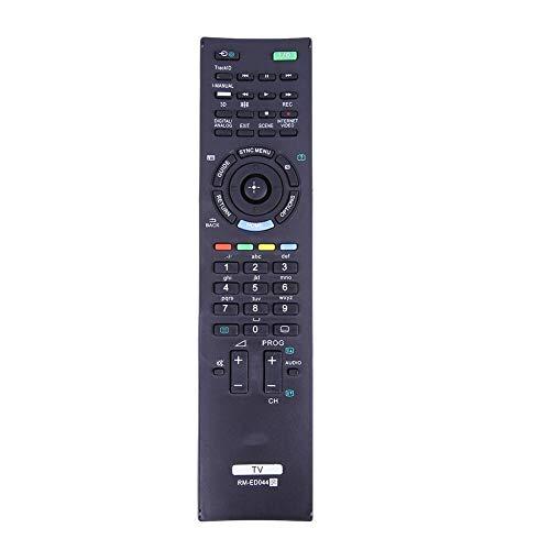 prettygood7 Fernbedienung Ersatz für Sony RM-ED044 RMED044 TV Fernbedienung (Universal-tv-fernbedienung Sony)
