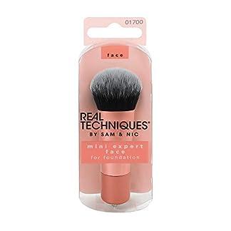 Real Techniques Mini expert face brush – mini brocha para base de maquillaje 40 g